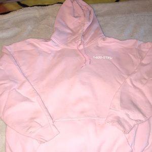 1-800-STFU hoodie